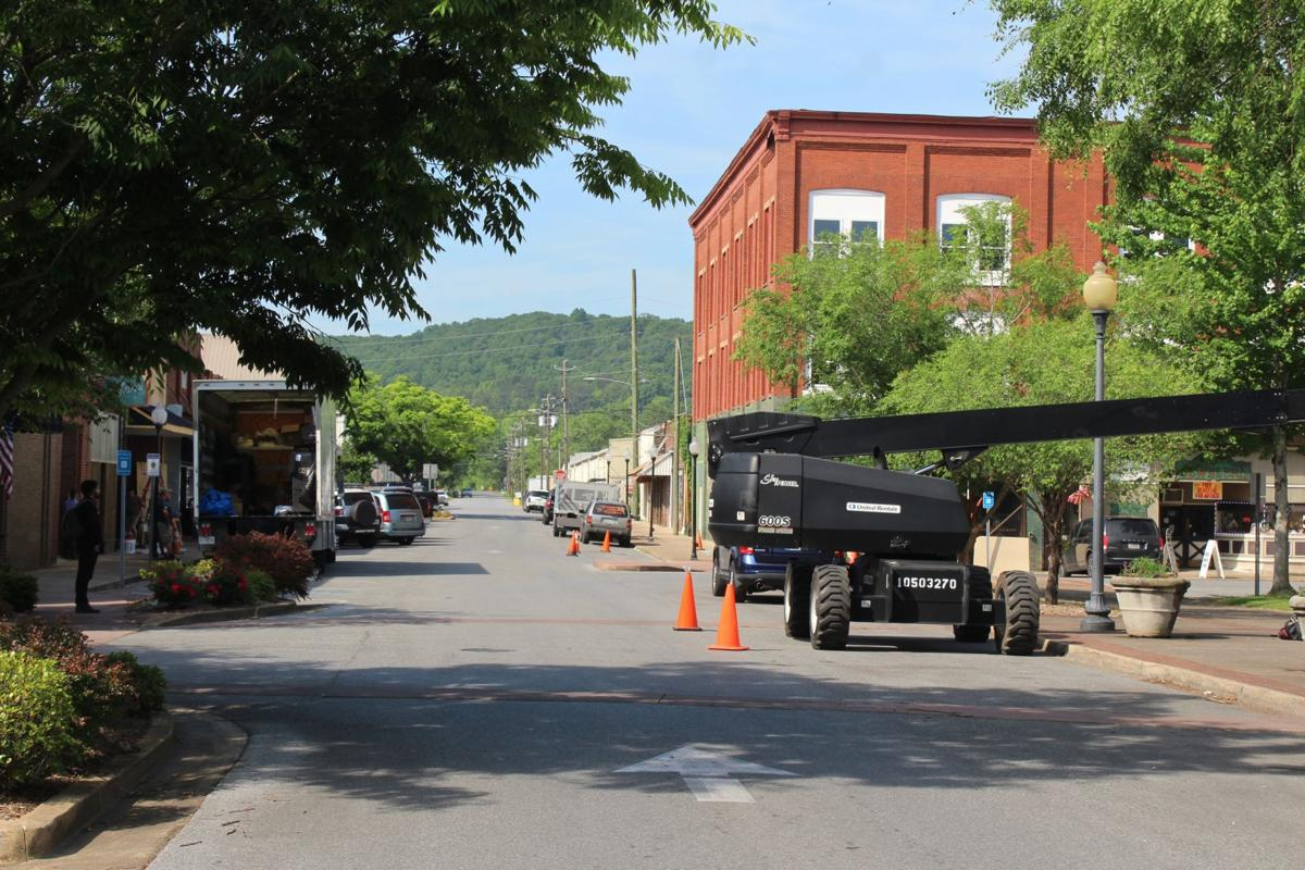 """""""Irresistible"""" filming coming to downtown Rockmart"""