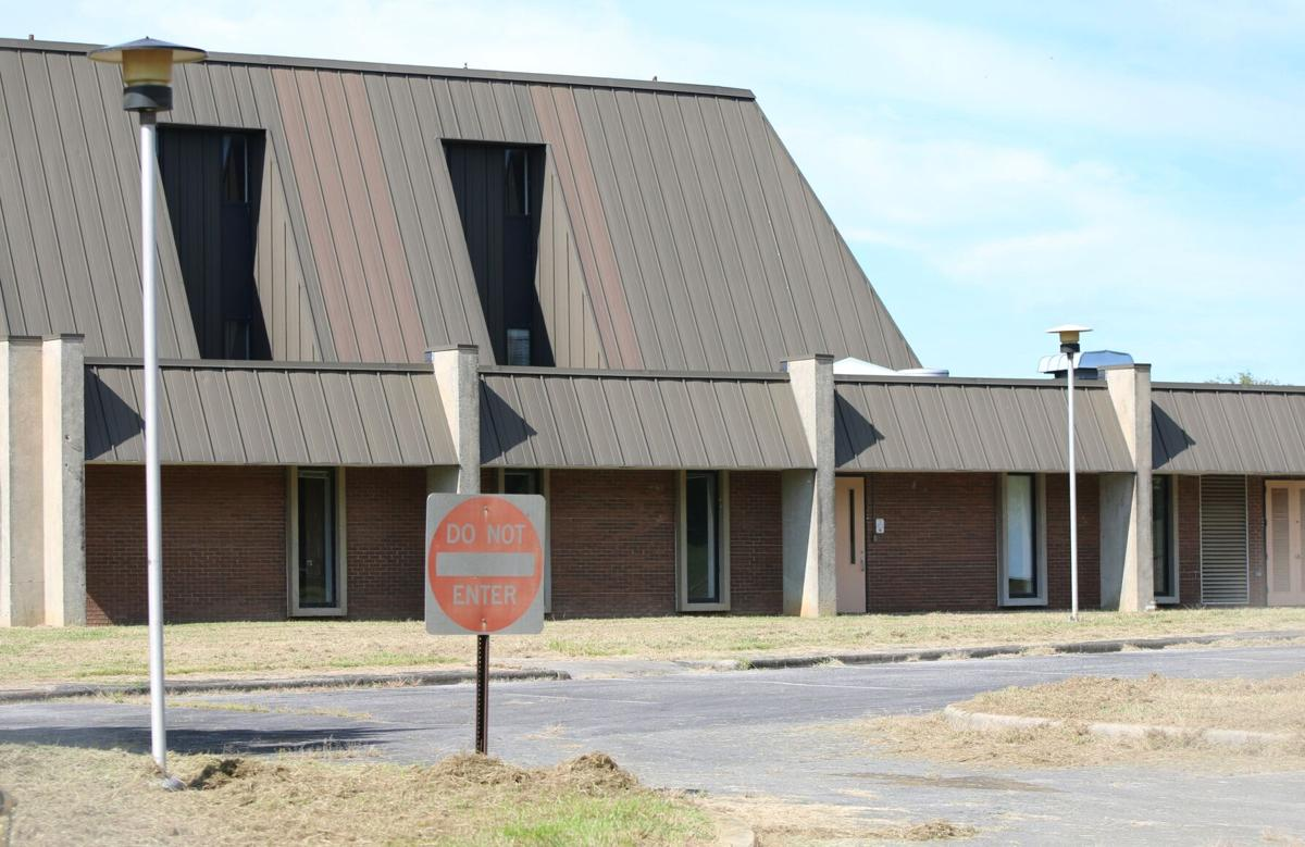 Former NWGA Regional Hospital property
