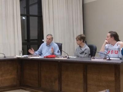 Cedartown Commission Work Sesison - January 2020