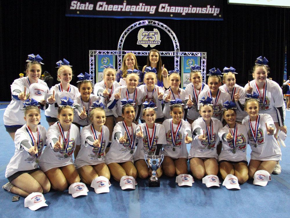 State cheerleading