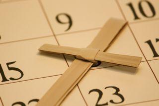 Gordon Church Calendar
