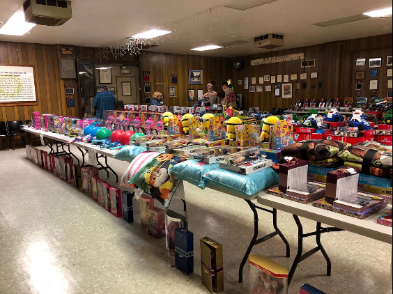 American Legion helps out at holidays