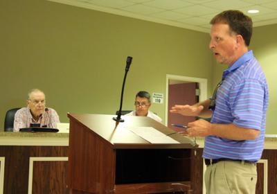 County commission approves extra agreements for runway extension project