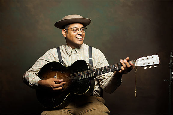Grammy winner to open String Band Festival