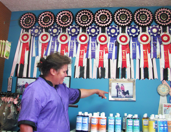 Audrey Lee, Cedartown Pet Boutique