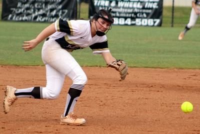 Rockmart takes Game 3 against Sandy Creek to advance to Elite Eight