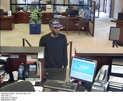 Ringgold bank robbery suspect