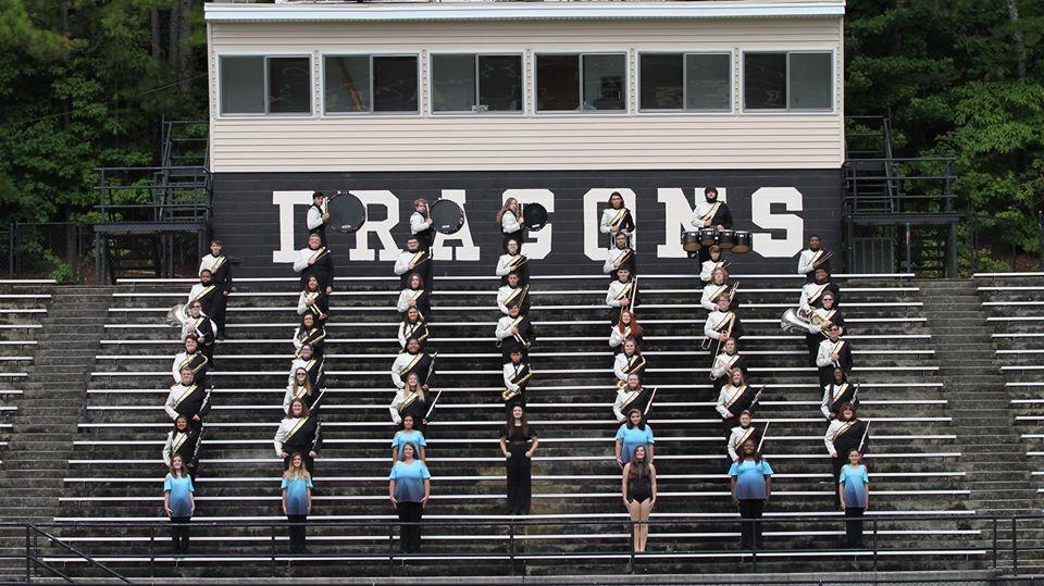 2020 Pepperell High School Band