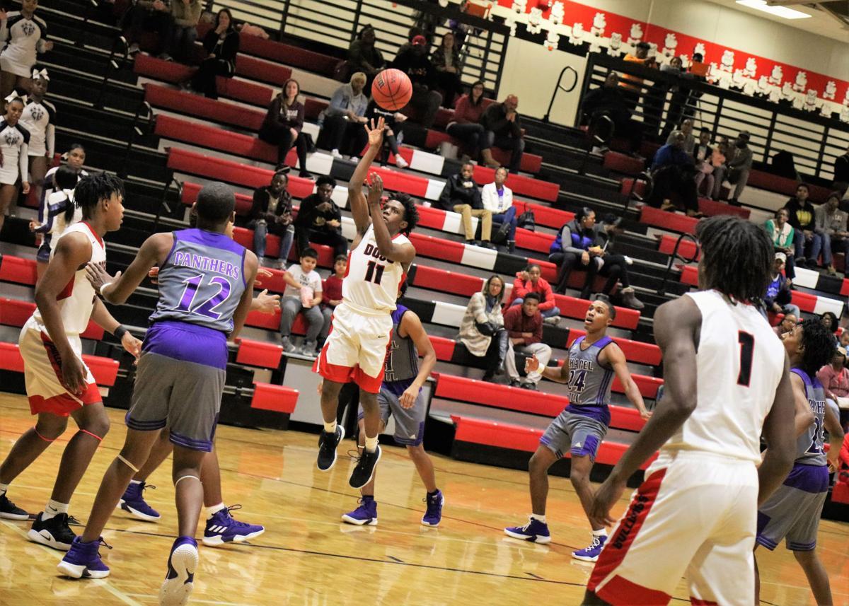CHS Boys Basketball 2019