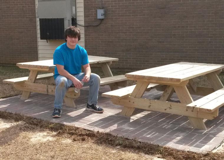 Jack Bevis Eagle Scout Project