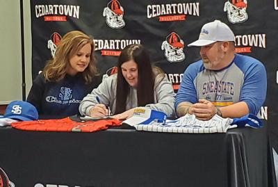 Cedartown's Holland signs with Snead State