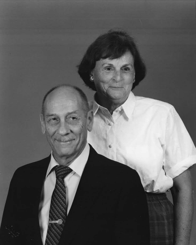 Bob and Bettie Ristow