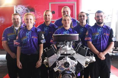 GCHS automotive team places 13th in Nation