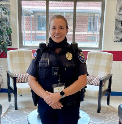 Graham named new resource officer at CCS complex
