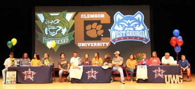 Heritage High School softball signings
