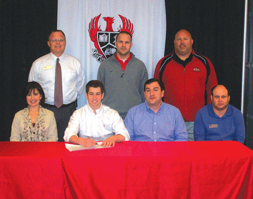 Sonoraville's Jackson Murray signing