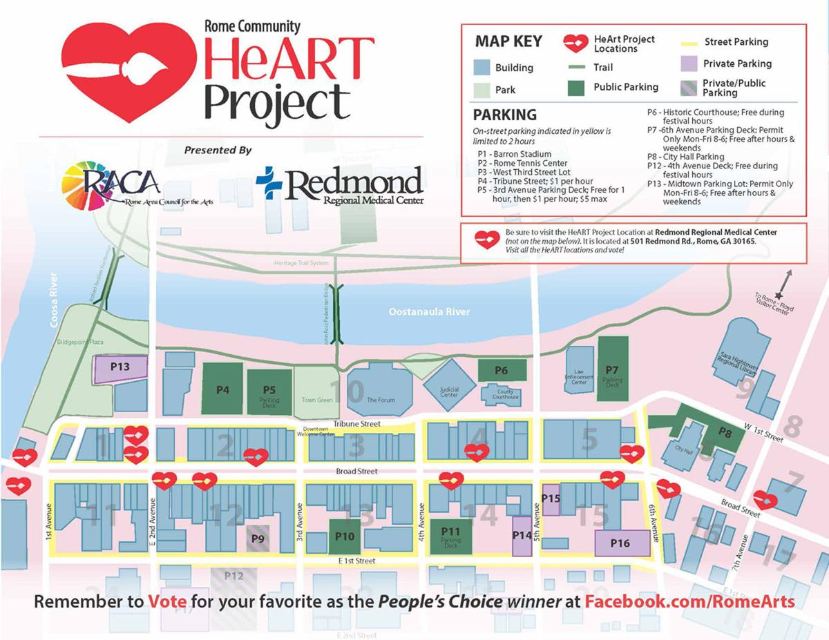 HeART Project 2018