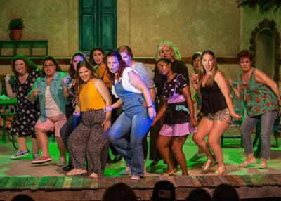 """""""Mamma Mia!"""" at the DeSoto Theatre"""
