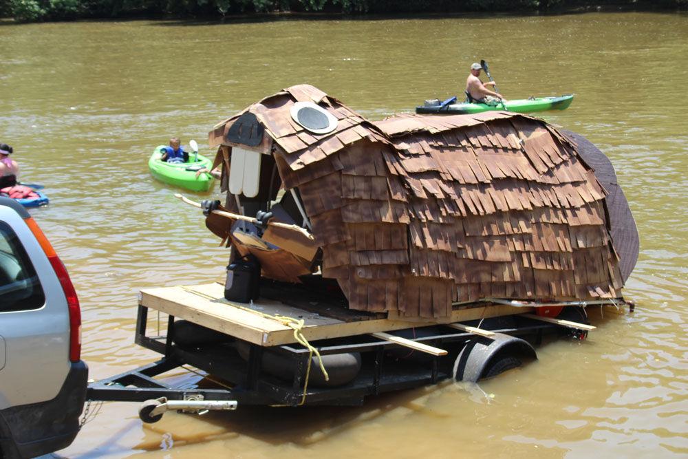 CRBI's Big Float (2)