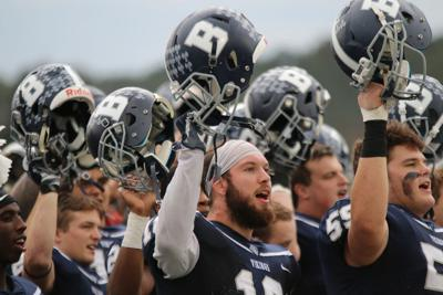 College Football Berry Set To Take On Division Iii Power St Thomas