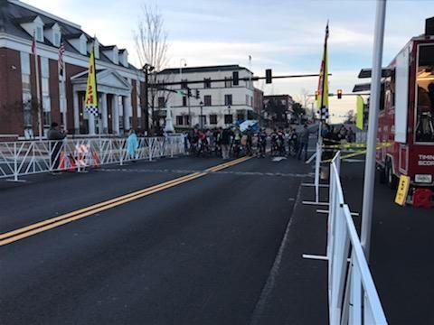 Calhoun Bike Race - Wall Street