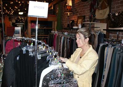Consignment shops thriving
