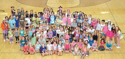 Calhoun Youth Cheer Camp