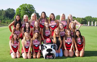 Cedartown Competition and Football Cheer Squad 2019