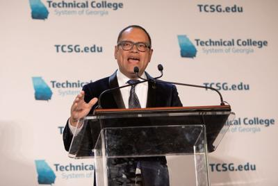 Georgia technical college system of the year keynote speaker for GNTC's commencement Thursday