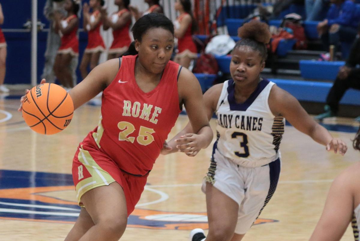 Rome-Cartersville Girls Basketball