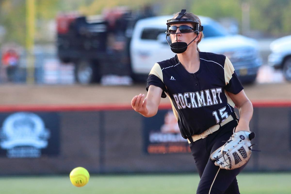 Rockmart vs Cedartown softball 2019
