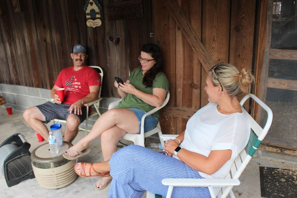Generations gather for 153rd Camp Meeting at Morrison Campground in July 2021.