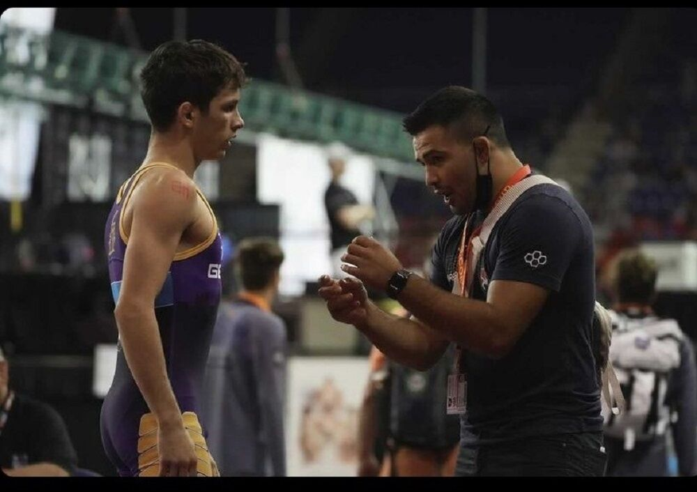 Hunt searching for big finish to wrestling career