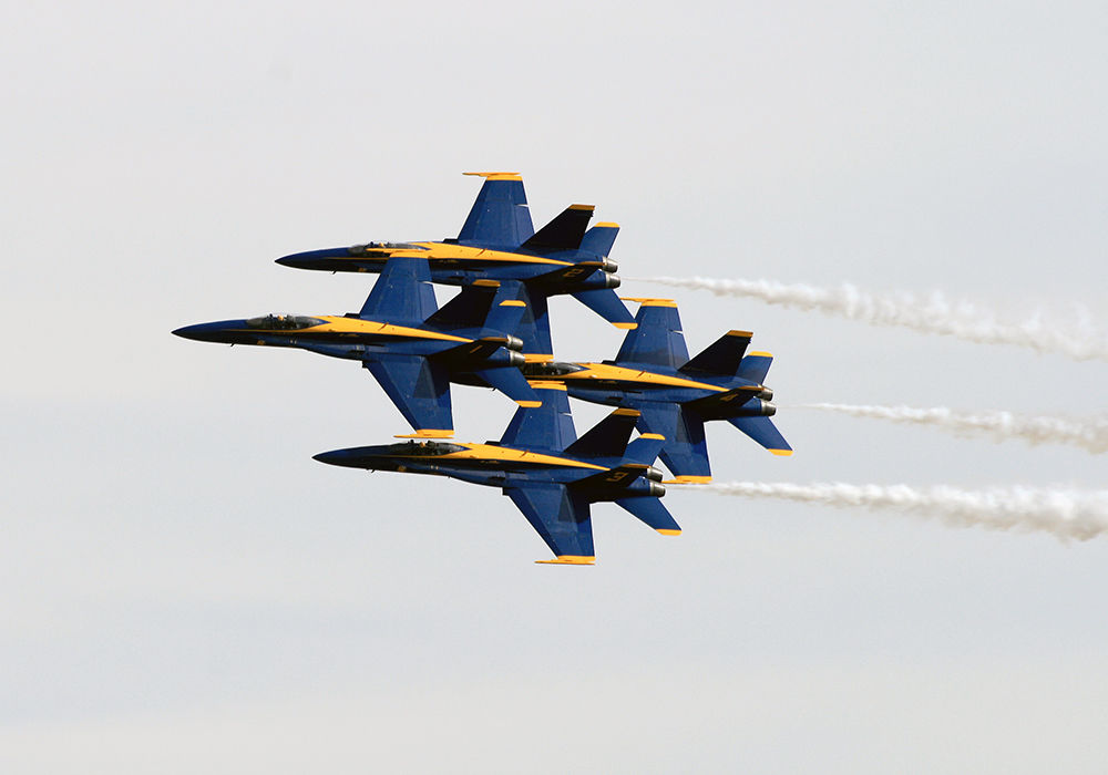 Flights of fancy and day of thrills - the 2017 Wings over North Georgia air show