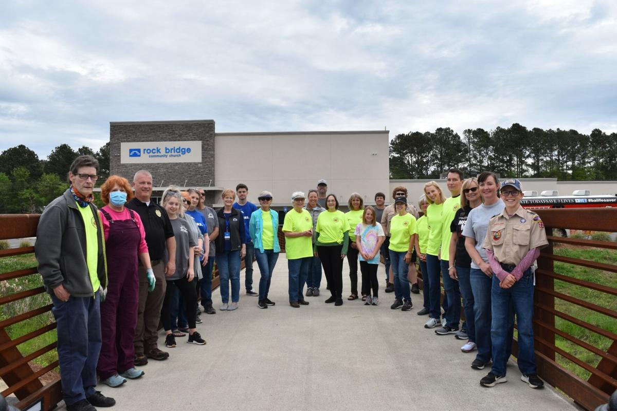 KCGB, Rock Bridge team up for Earth Day event