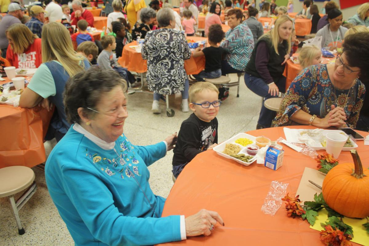 Eastside Elementary Thanksgiving 2017