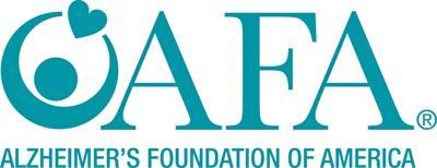 Alzheimer's Foundation logo