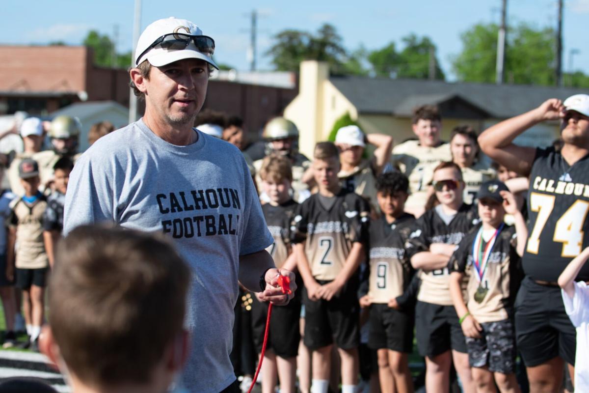 Calhoun closes 'Separation Season' with successful Spring Game