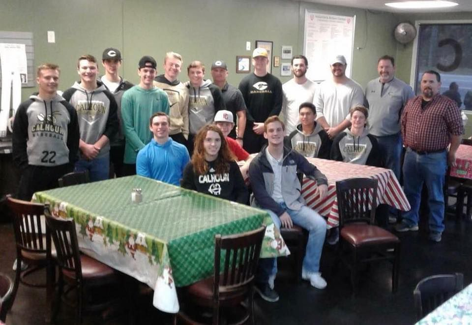 Former Jacket baseball alums serve with current players at VAC
