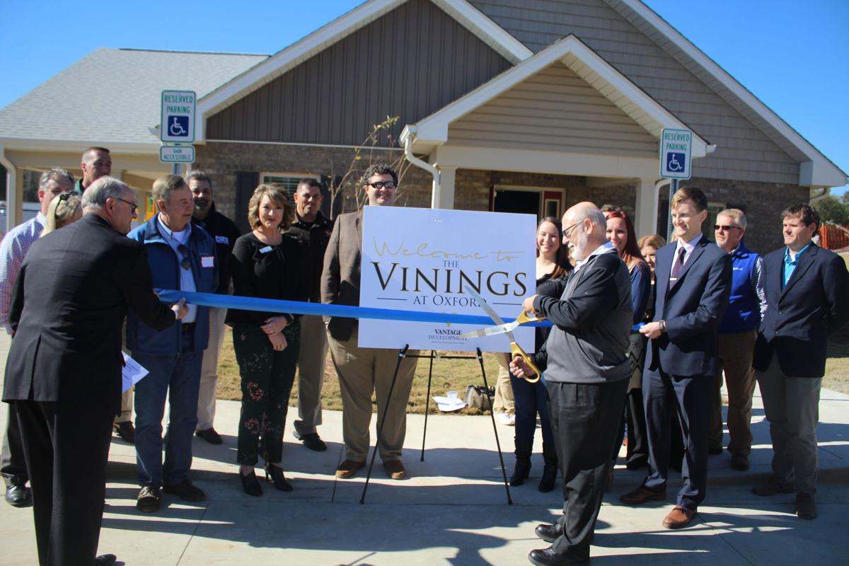 The Vinings at Oxford Ribbon Cutting