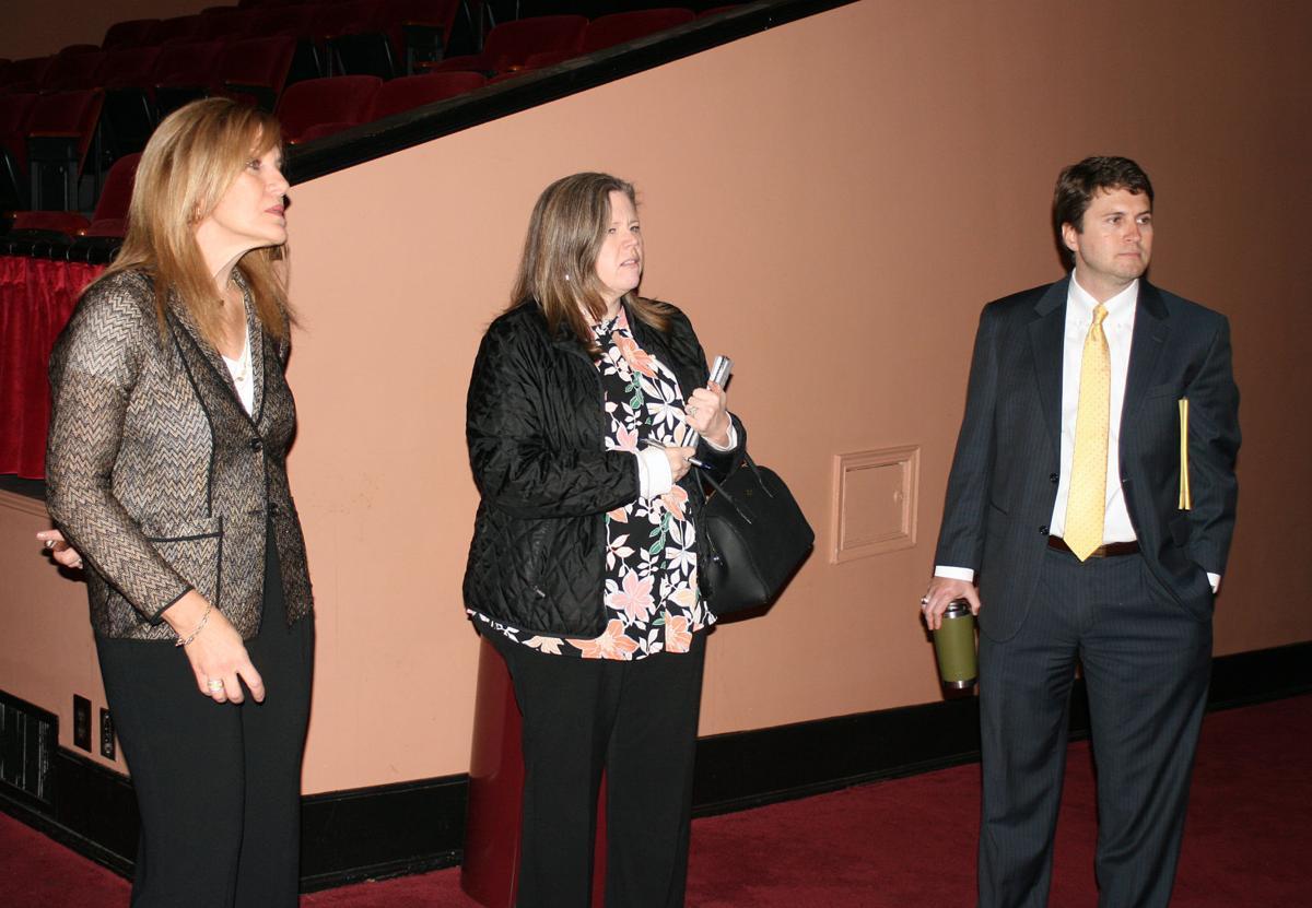Michelle Picon, Leigh Burns, Chris Jackson