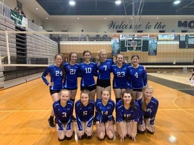 Rome Area Volleyball Club 14s Team