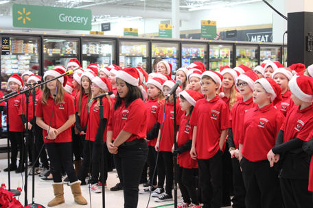 Singing for Toys
