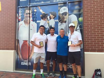 Rome tennis pros recognized by U.S. Professional Tennis Association