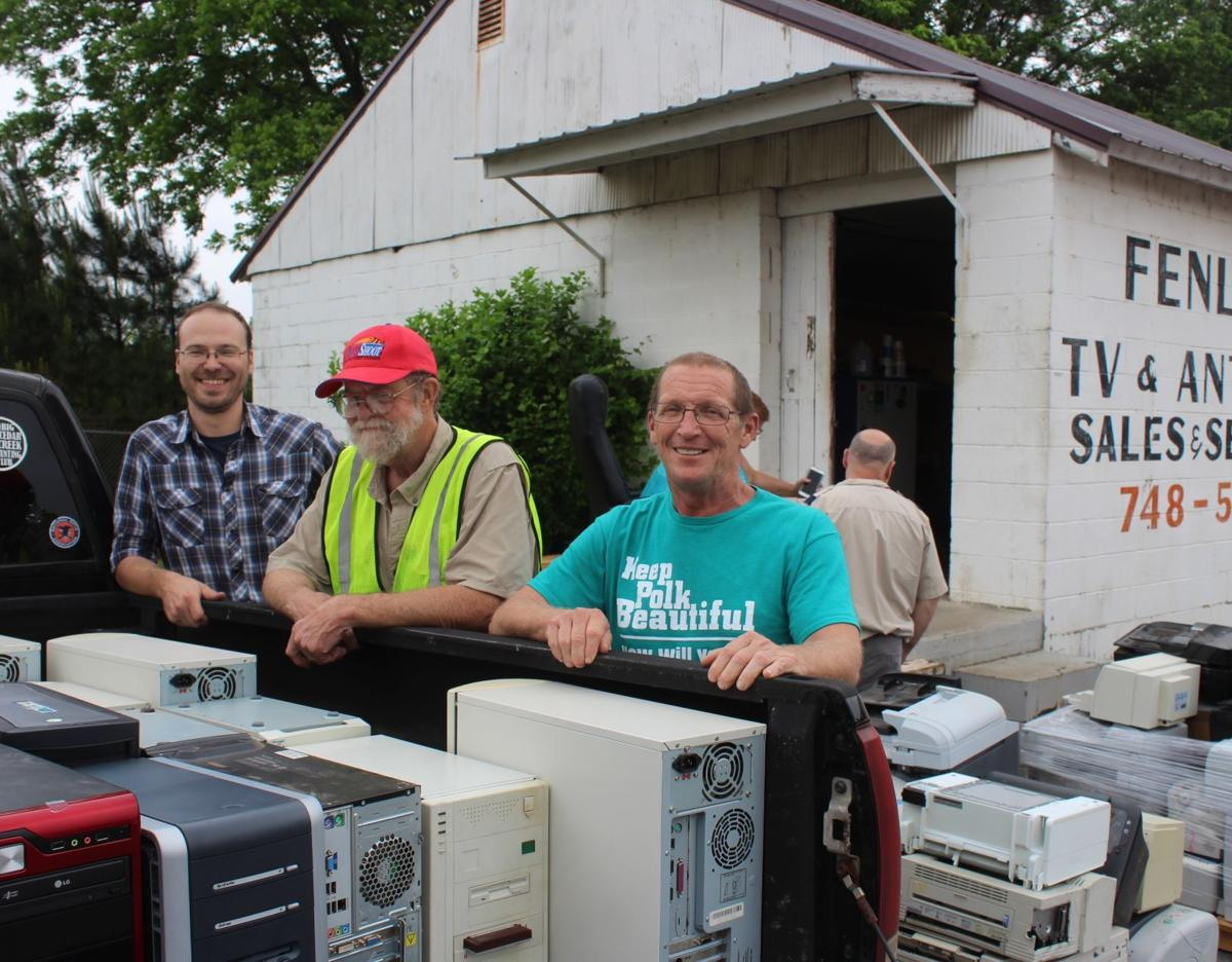 Electronics Recylcing Day May 2019