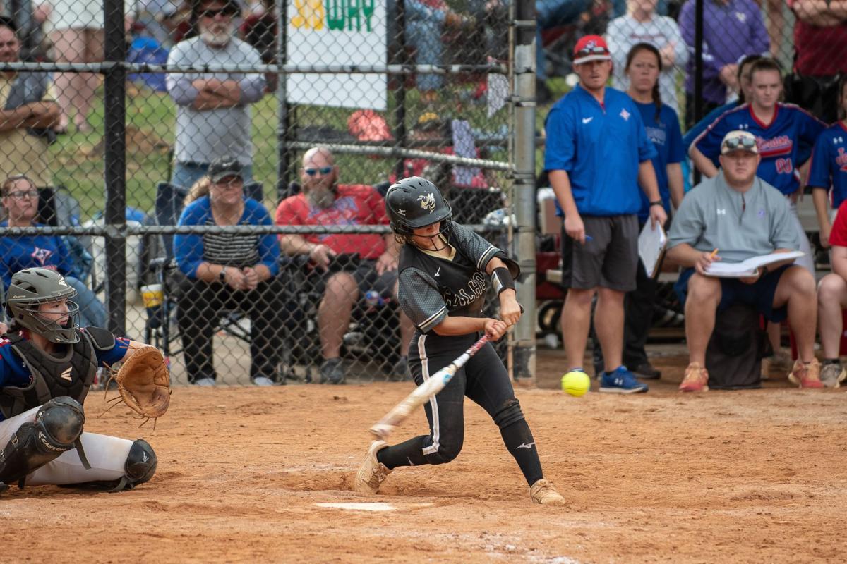 Espey Reyes - Calhoun 2019 State Tournament