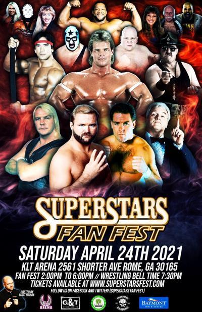 superstars poster