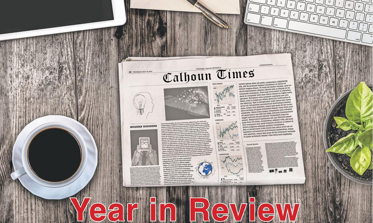 Annual Calhoun Times Year in Review 2017 - Second Quarter