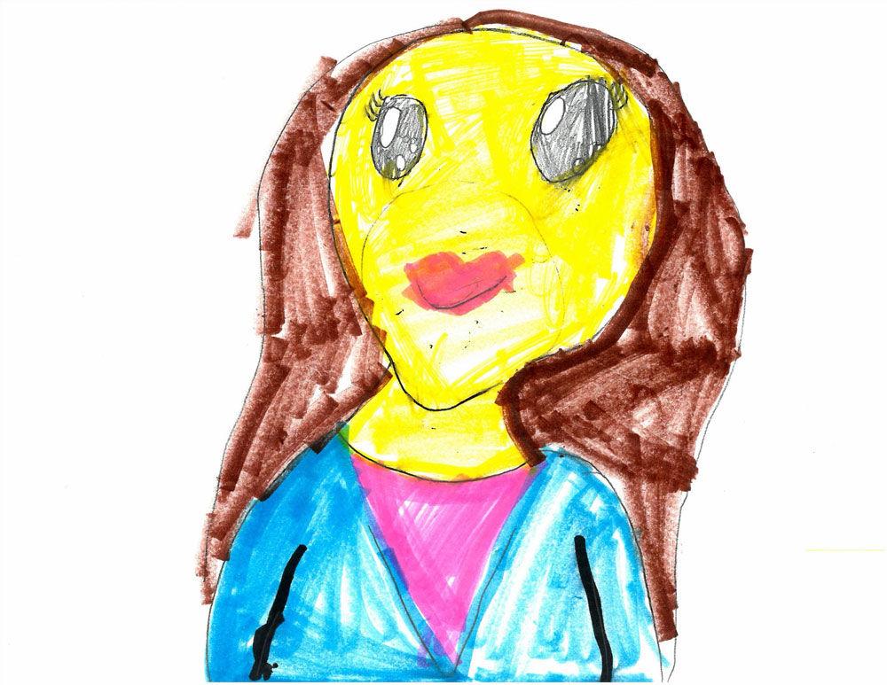 Young Artist - Lillie Chapman