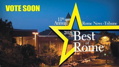 Best of Rome 2018 Vote Soon